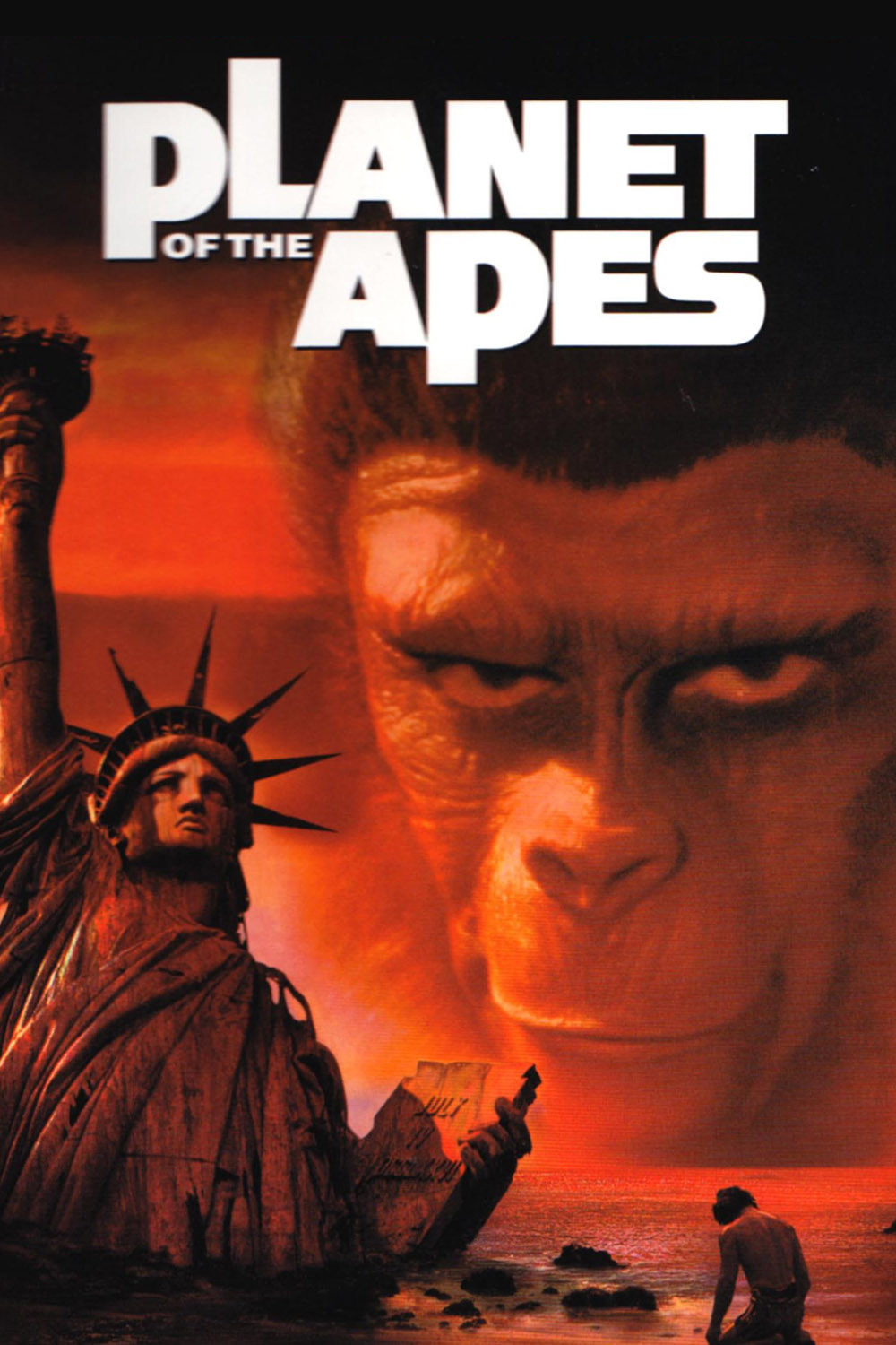 The Planet of the Apes (1968)