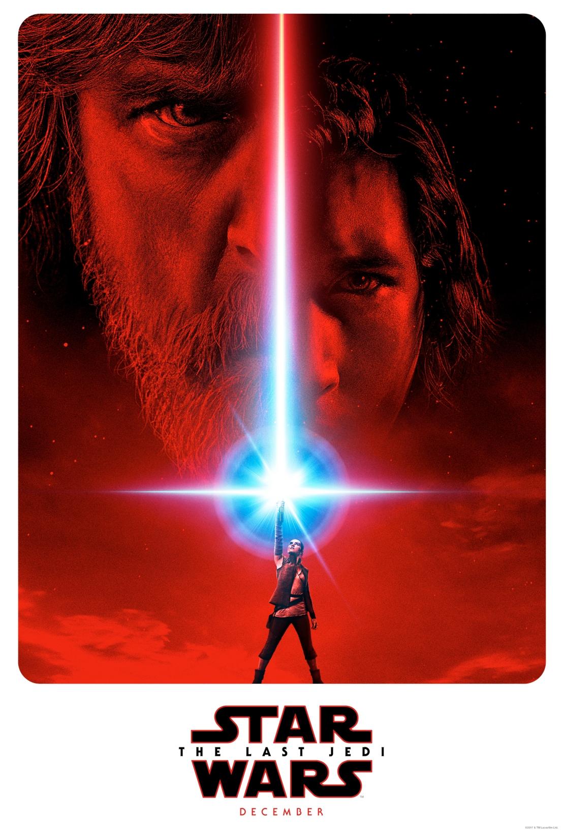 Star Wars Episode VIII: The Last Jedi.