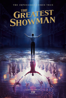 The Greatest Showman.(2017)