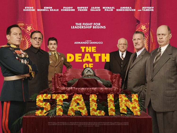 The Death and Times of Joseph Stalin