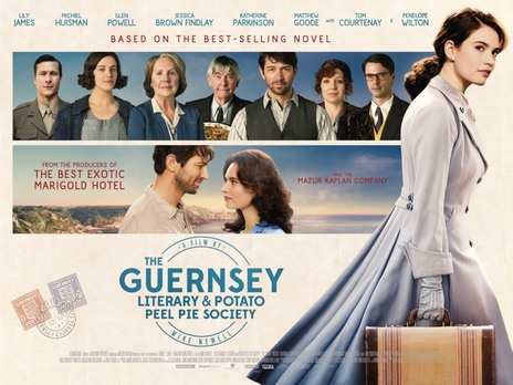 The Guernsey Literary and Potato Peel Pie Society (2018) Review